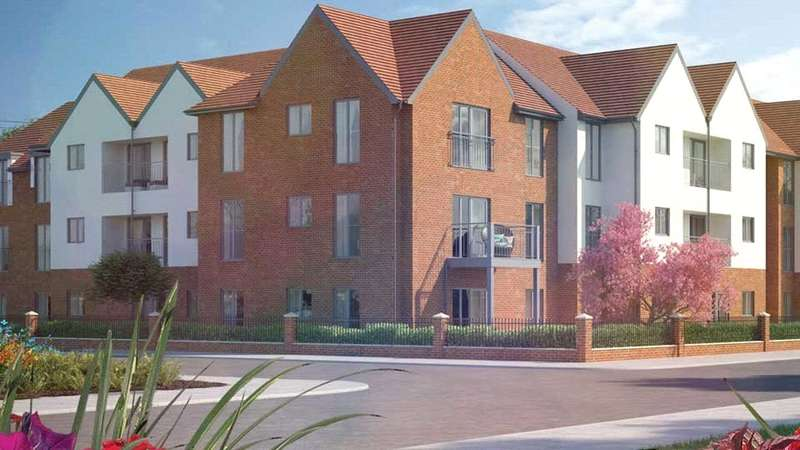 2 Bedrooms Retirement Property for sale in Randolph House, Northwick Park Road, Harrow, Middlesex, HA1