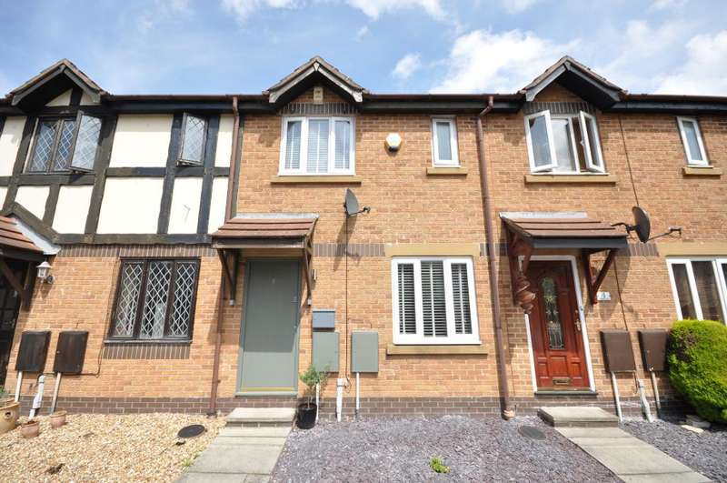 2 Bedrooms Mews House for sale in Wenning Court, Morecambe, Lancashire, LA3 3SH