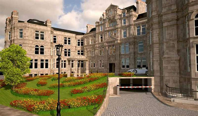 1 Bedroom Apartment Flat for sale in The Exchange Hotel, Cardiff