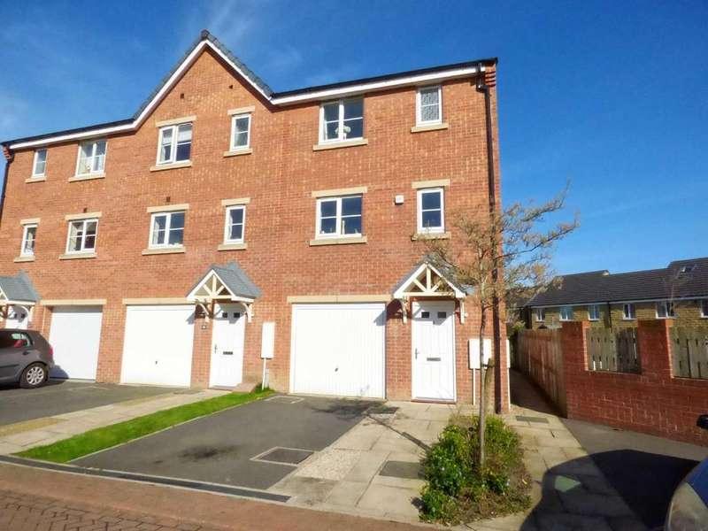 4 Bedrooms End Of Terrace House for sale in Blackthorn Way, Scissett, Huddersfield, HD8