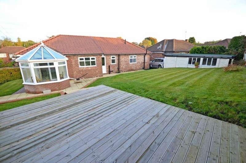 3 Bedrooms Bungalow for sale in FIR ROAD, Bramhall