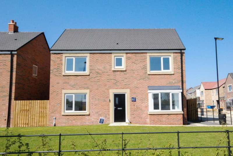 4 Bedrooms Detached House for sale in Whitehouse Drive, Killingworth