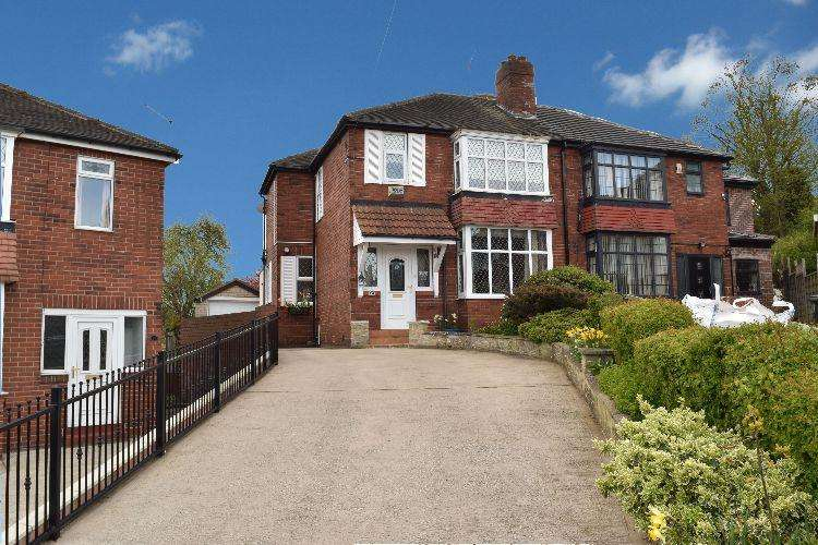 3 Bedrooms Semi Detached House for sale in Richard Road Rotherham South Yorkshire