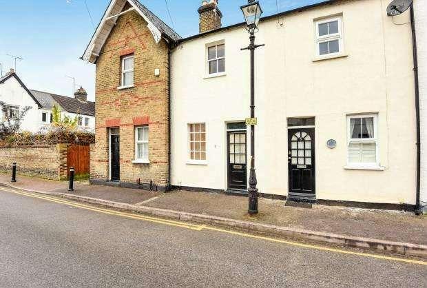 2 Bedrooms Terraced House for sale in Duke Street Windsor
