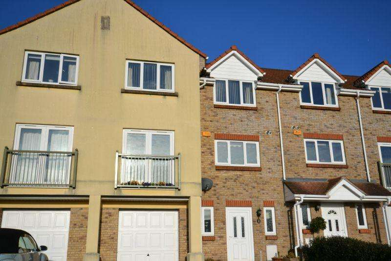 3 Bedrooms Terraced House for sale in CLAREMONT FIELD, OTTERY ST MARY