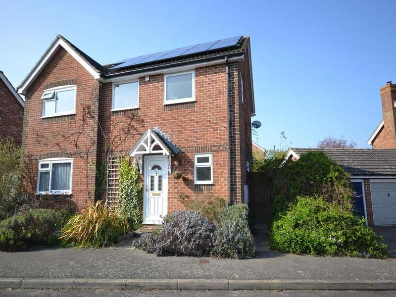 4 Bedrooms Detached House for sale in Emblems, Dunmow, Essex, CM6