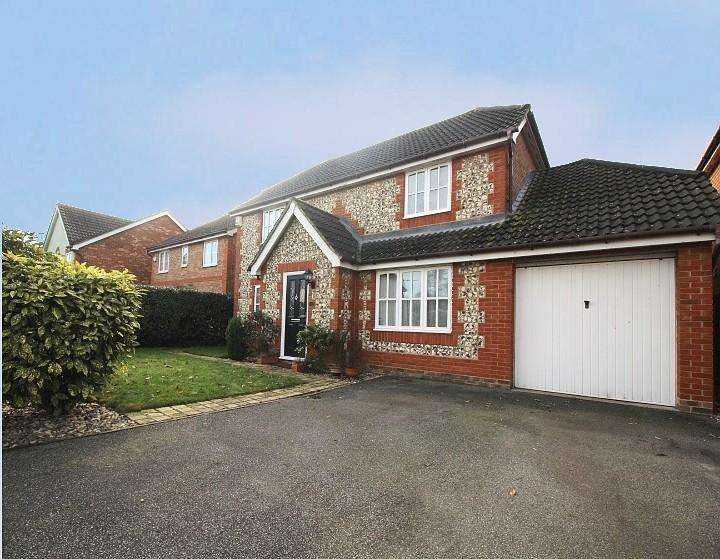 4 Bedrooms Detached House for sale in Great Horkesley, Colchester, Essex, CO6