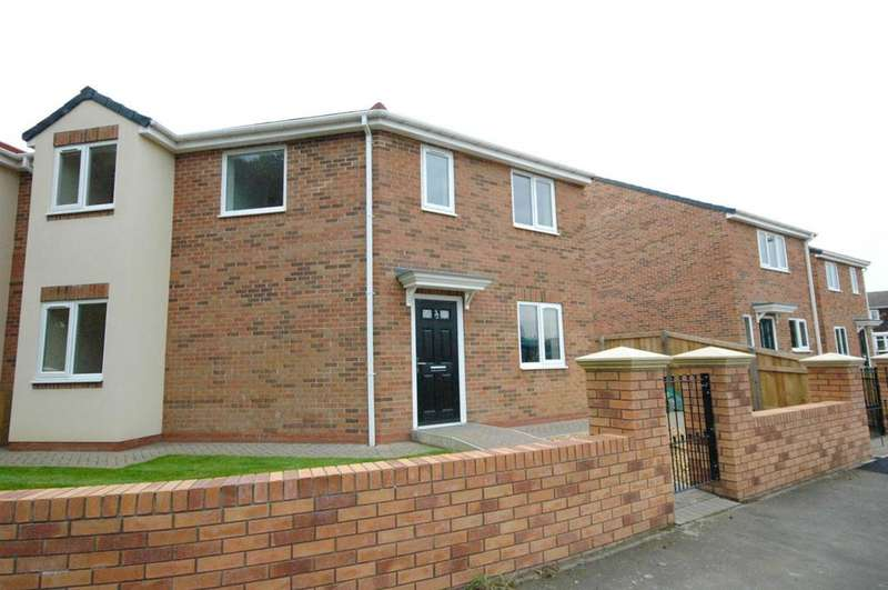 3 Bedrooms Semi Detached House for sale in Rockingham Road, Redhouse
