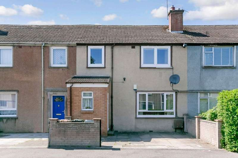 3 Bedrooms Terraced House for sale in 45 Gilmerton Dykes Crescent, Gilmerton, EH17 8JP