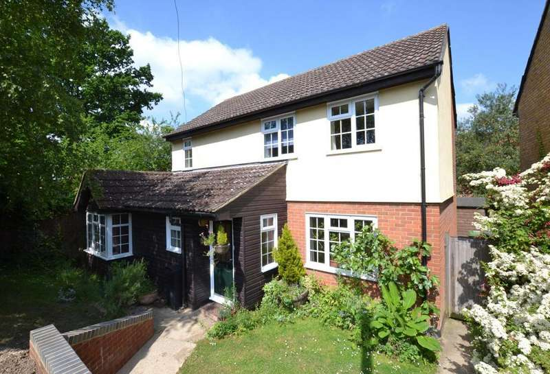 4 Bedrooms Detached House for sale in Ovington Gardens, Billericay, Essex, CM12
