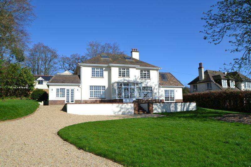 5 Bedrooms Detached House for sale in BURSCOMBE LANE, SIDFORD, SIDMOUTH, DEVON