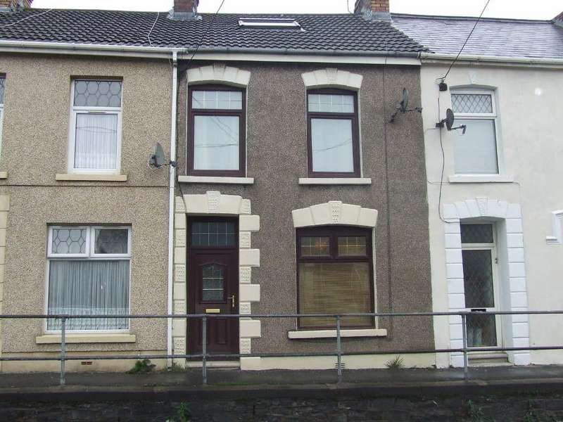 2 Bedrooms Terraced House for sale in Llwynhendy Road, Llwynhendy, Llanelli, Carms