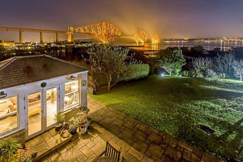 4 Bedrooms Detached House for sale in Dean House, Ferry Road, North Queensferry, KY11 1HW