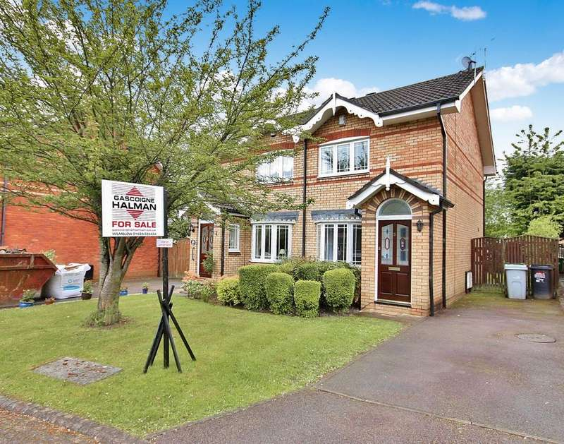 2 Bedrooms Semi Detached House for sale in Barford Drive, Wilmslow