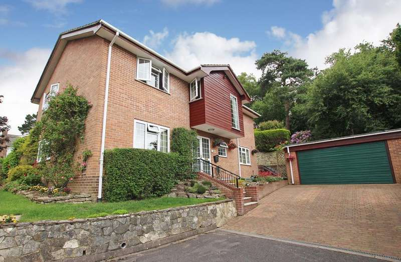 5 Bedrooms Detached House for sale in DIBDEN PURLIEU