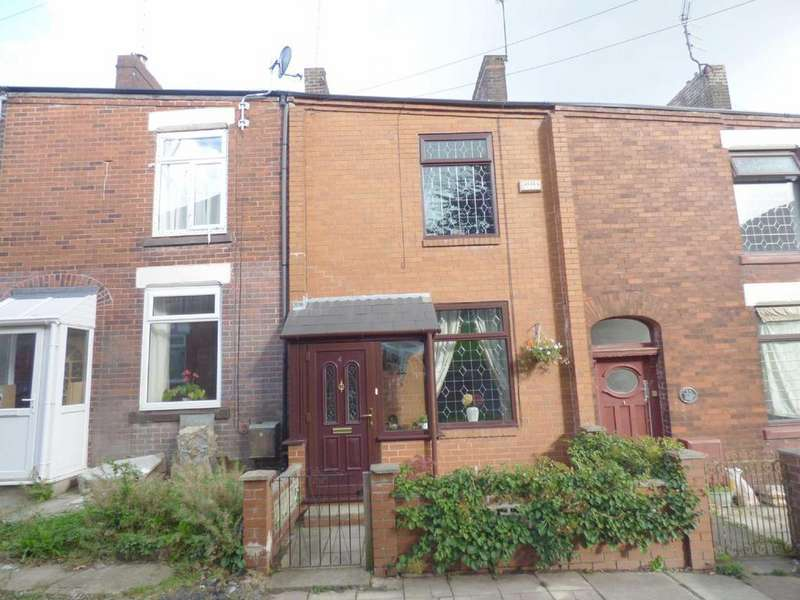 2 Bedrooms Terraced House for sale in Assheton Street, Middleton, Manchester, M24