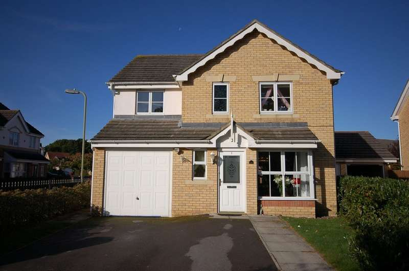 4 Bedrooms Detached House for sale in Earlswood Park, Ashley