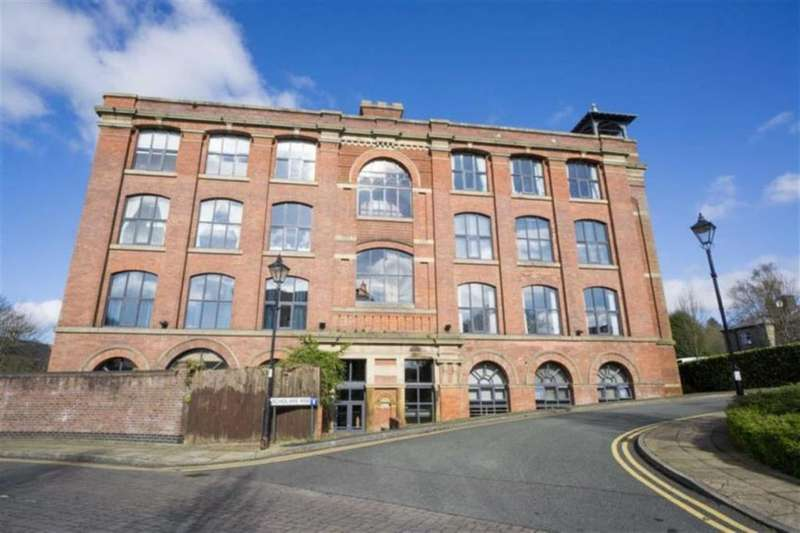 2 Bedrooms Flat for sale in Valley Mill Cottonfields, Bolton, BL7