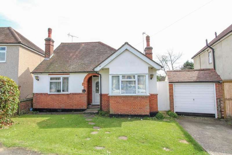 4 Bedrooms Detached Bungalow for sale in Westwood Avenue, Brentwood, Essex, CM14