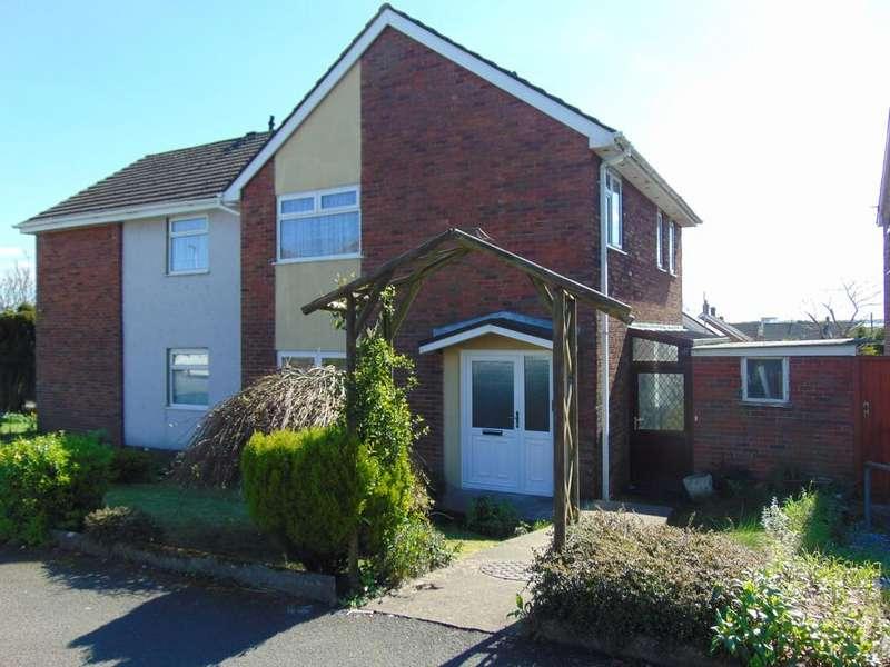 3 Bedrooms Semi Detached House for sale in Penyfan Road, Llanelli, Llanelli