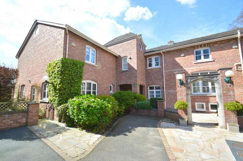3 Bedrooms Semi Detached House for sale in Mere Hall, Warrington Road, Mere
