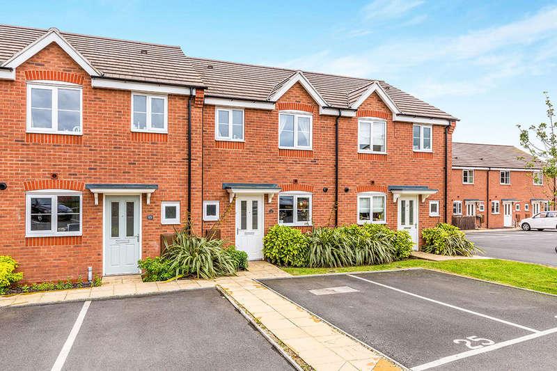 3 Bedrooms Property for sale in Wedgewood Way, SWADLINCOTE, DE11