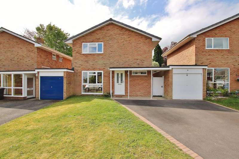 3 Bedrooms Link Detached House for sale in Winchester