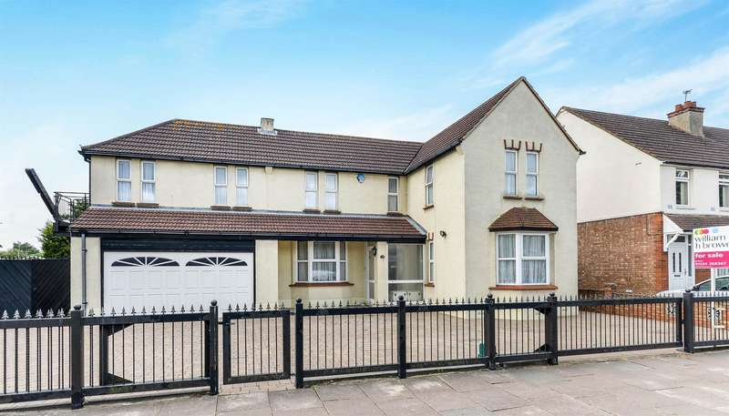 4 Bedrooms Detached House for sale in London Road, Bedford, MK42