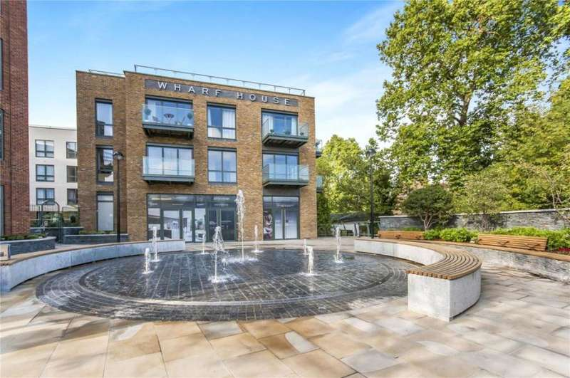 2 Bedrooms Apartment Flat for sale in Wharf House, Twickenham, TW1