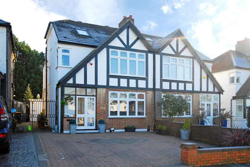 4 Bedrooms Semi Detached House for sale in The Avenue