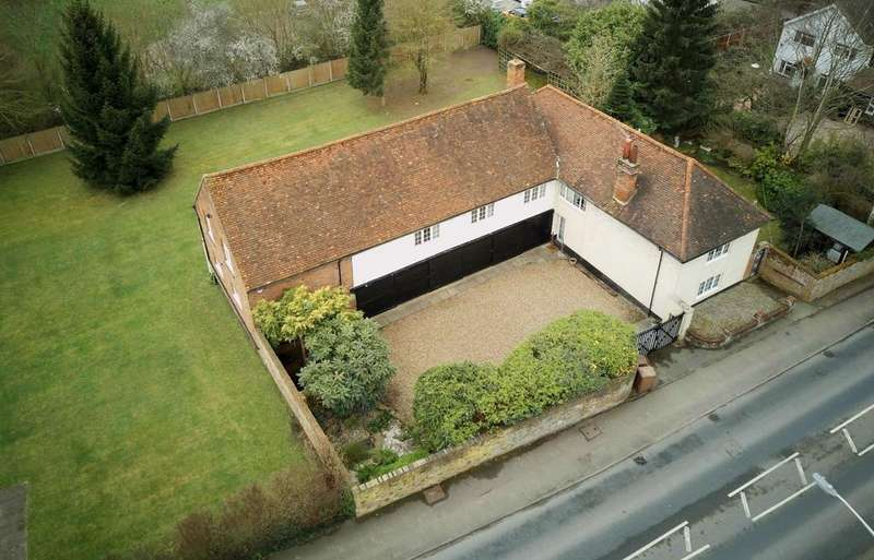 5 Bedrooms Detached House for sale in Bridge Street, Writtle, Chelmsford, Essex, CM1