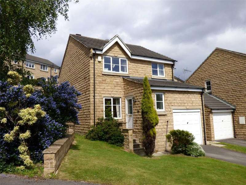 3 Bedrooms Detached House for sale in Wyvern Avenue, Marsh, HUDDERSFIELD, West Yorkshire, HD3