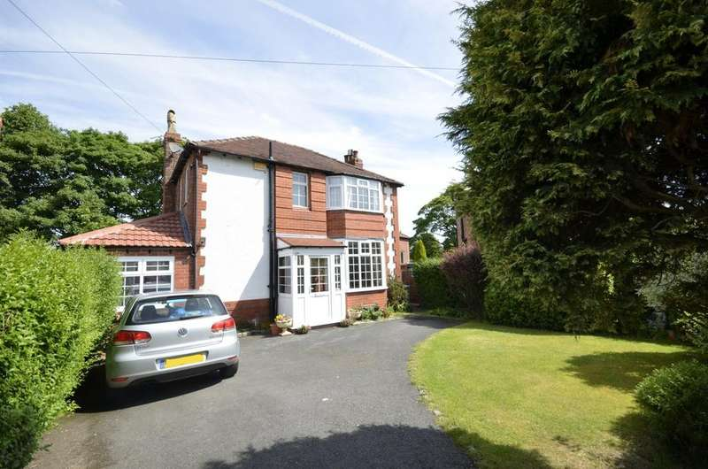 4 Bedrooms Detached House for sale in Thorley Drive, Timperley, Altrincham