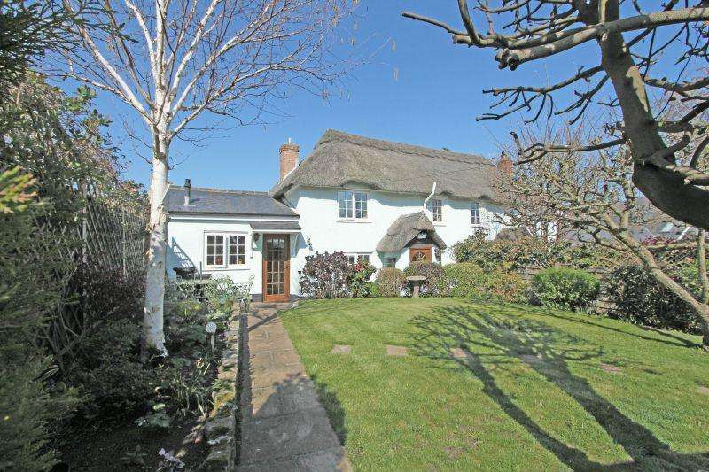 2 Bedrooms Semi Detached House for sale in Sidmouth