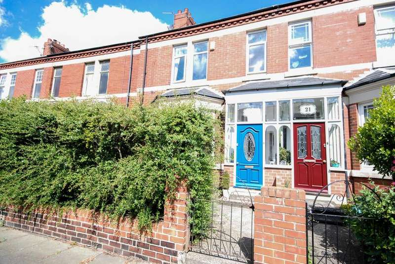 4 Bedrooms Terraced House for sale in Morpeth Avenue, South Shields