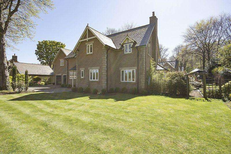 5 Bedrooms Detached House for sale in Lister Chase, Stable Drive, Eshott, Morpeth