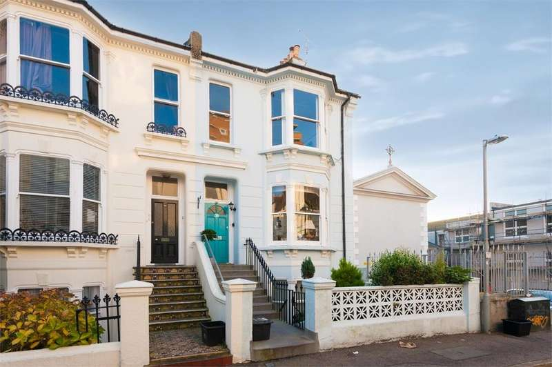 2 Bedrooms Apartment Flat for rent in St Georges Terrace, Brighton, BN2