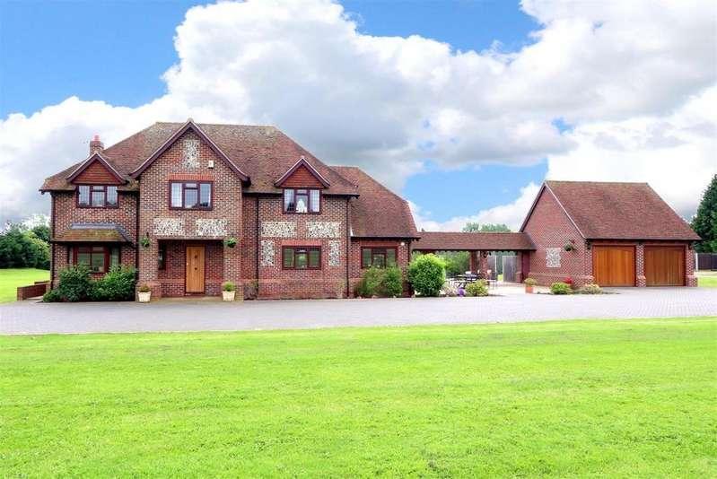 4 Bedrooms Detached House for sale in Rose Hill, Burnham, SL1