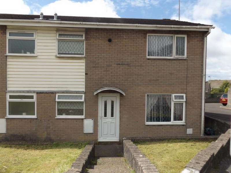 3 Bedrooms End Of Terrace House for sale in Tir Einon, Cefncaeau, Llanelli, Carms