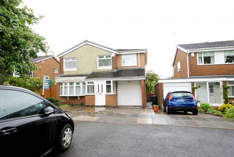 4 Bedrooms Detached House for sale in Cranbrook Court, Kingston Park