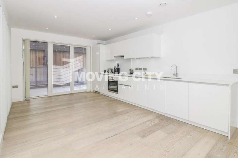 2 Bedrooms Flat for sale in Cube Building, Old Street, N1