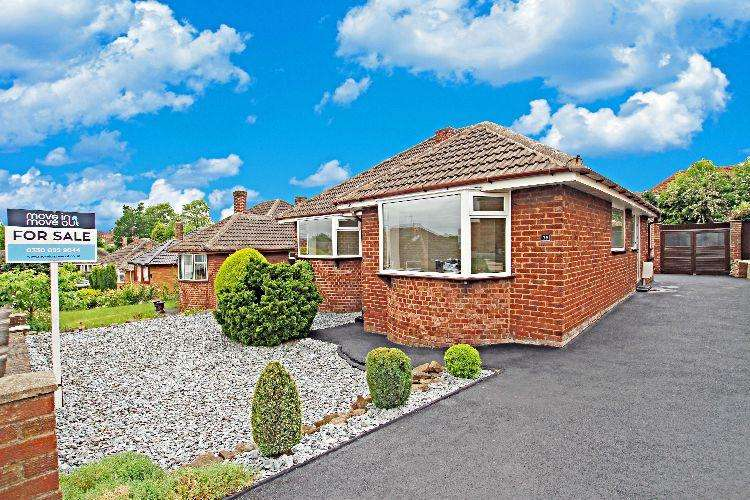 2 Bedrooms Detached Bungalow for sale in Cotswold Crescent Rotherham South Yorkshire