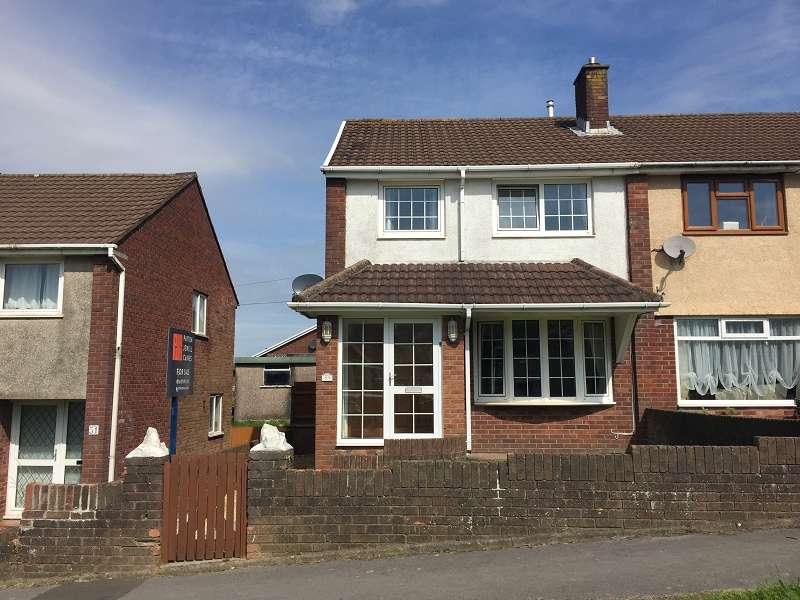 3 Bedrooms Semi Detached House for sale in Dol Las , Baglan, Port Talbot, Neath Port Talbot. SA12 8YA