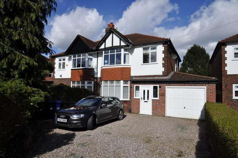 3 Bedrooms Semi Detached House for sale in Moor Lane, Woodford