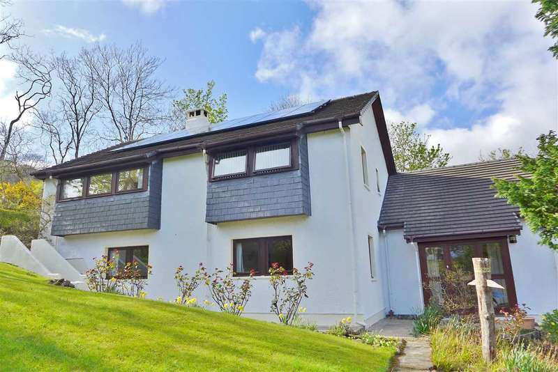 3 Bedrooms Detached House for sale in North Lodge, Lamlash