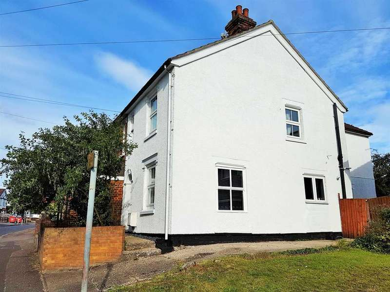 3 Bedrooms Semi Detached House for sale in Harwich Road, Colchester