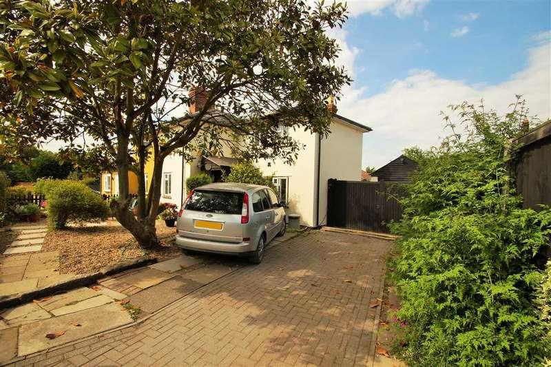 2 Bedrooms Semi Detached House for sale in New Cut, Layer-de-la-Haye, Colchester