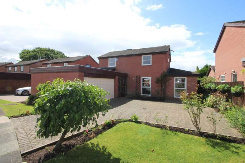 3 Bedrooms Detached House for sale in Sanderson Close, Carlisle, CA3