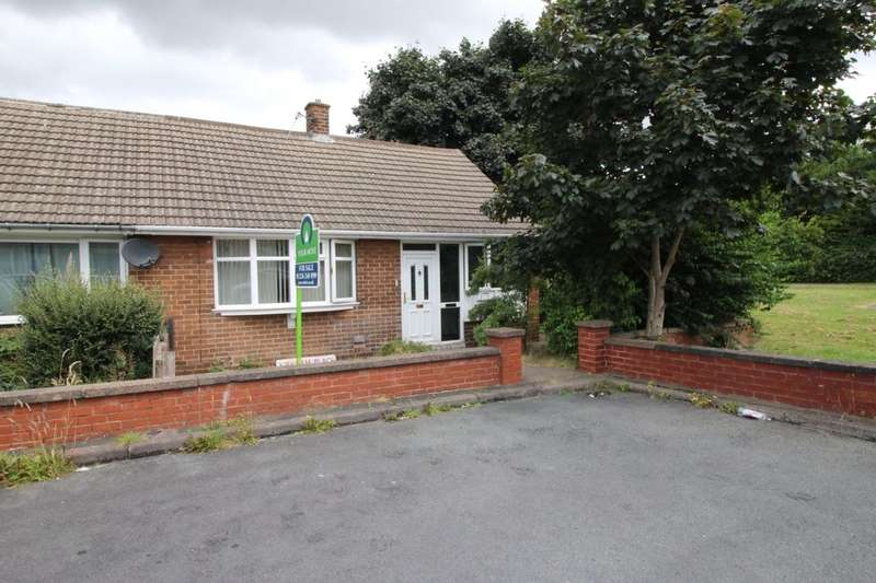 1 Bedroom Semi Detached Bungalow for sale in Kirkham Place, BARNSLEY, S71