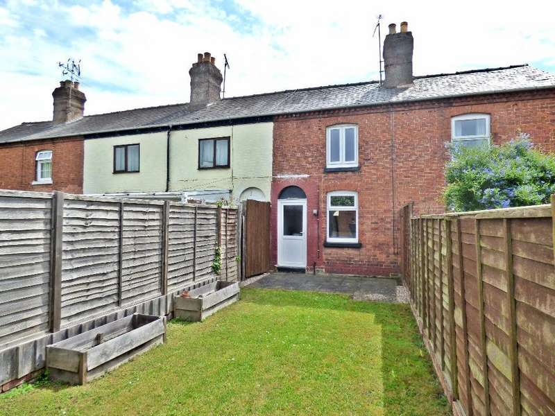 2 Bedrooms Terraced House for sale in Newtown Road, Hereford